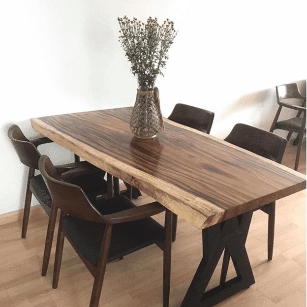 bàn gỗ me tây nguyên tấm 03